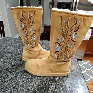 Ugg boots sz 10 Sunset full boot